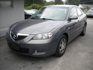 2008 used mazda 3 for sale. Black Bedroom Furniture Sets. Home Design Ideas