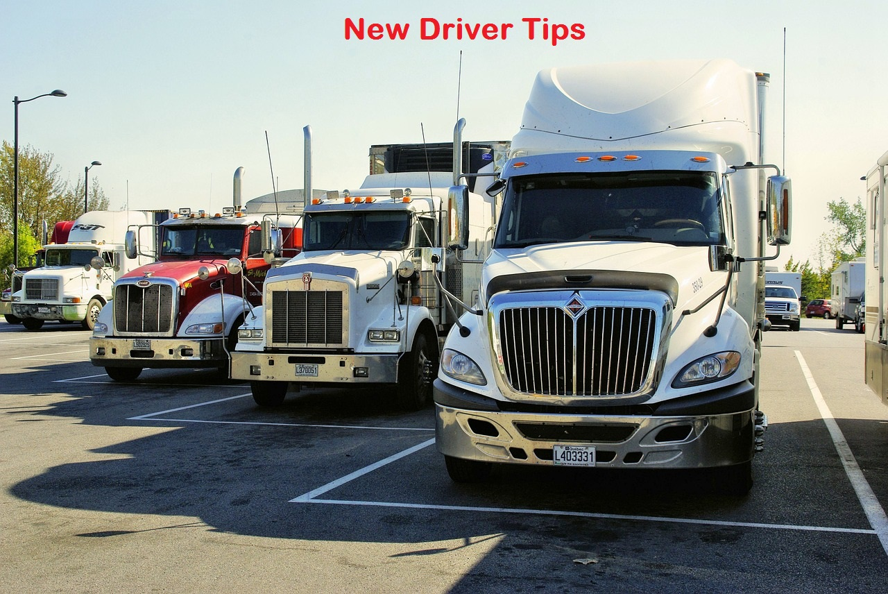 New Trucker Tips
