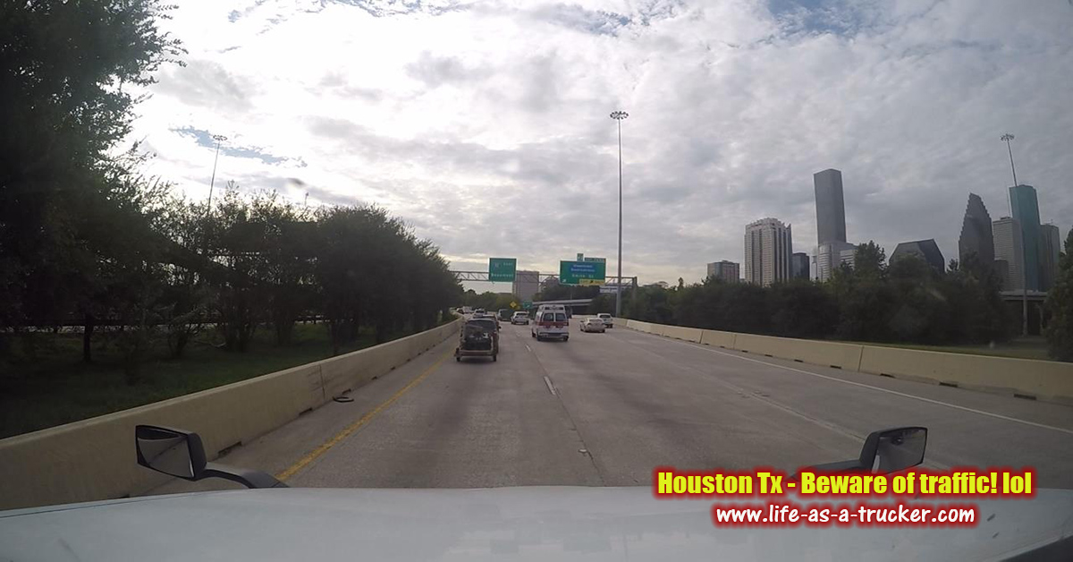 High growth in Texas Means traffic and congestion