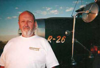 Jimmy retired driver with 35 exp now riding aound the US on an RV