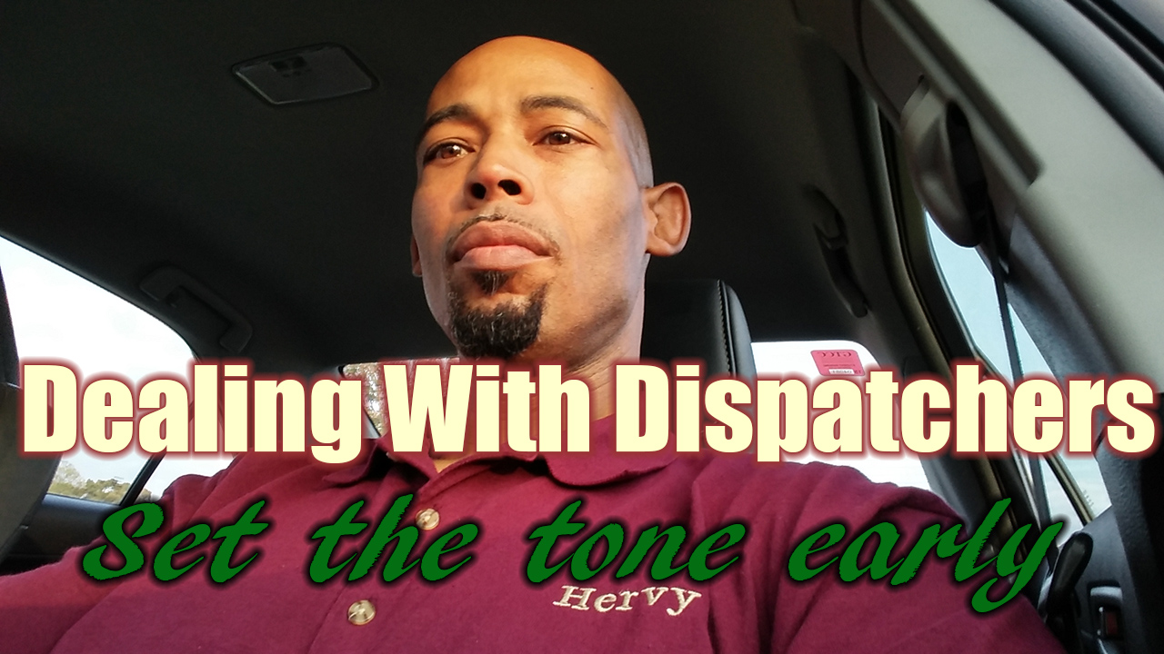 Dealing with dispatchers