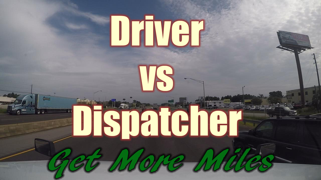 Driver vs Dispatch