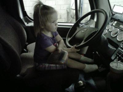 driving the big rig
