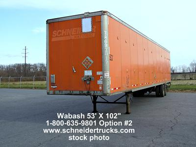 Scheider used trailer for sale