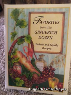 GIngerich Family Recipes
