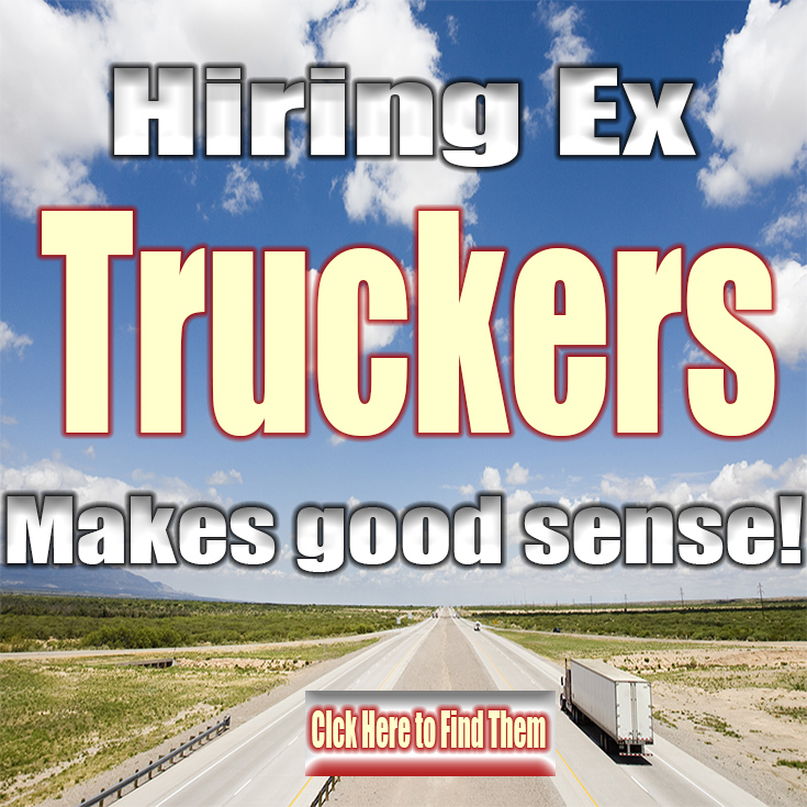 Ex Truckers are good investments