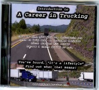 Introduction to a Career in Trucking CD