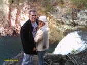 our honeymoon in mentone