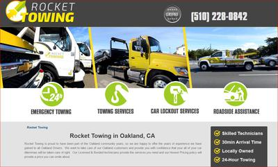 Oakland Towing and Roadside Assistance