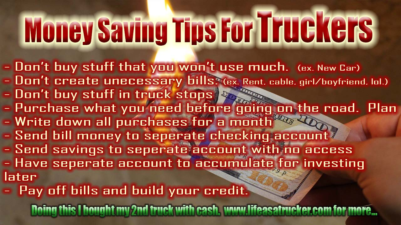 Using trucking to create wealth