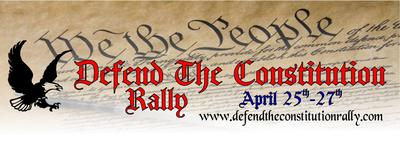 Defend The Constitution Rally 2014