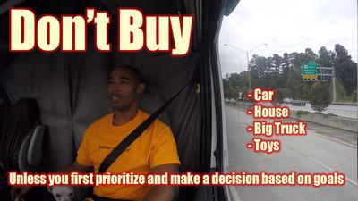 What to Buy First With Your Money
