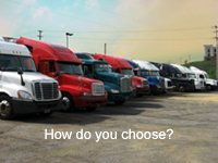 Choosing a Trucking Company