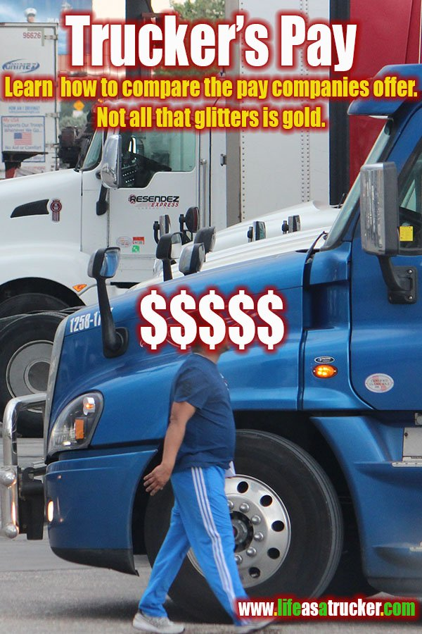 How Truckers Get Paid