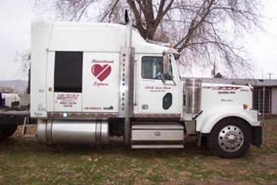 Heartbreak Express Trucking