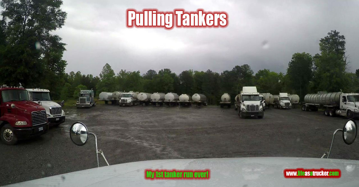 Pulling tankers