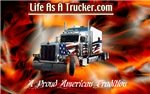 proud to be a trucker