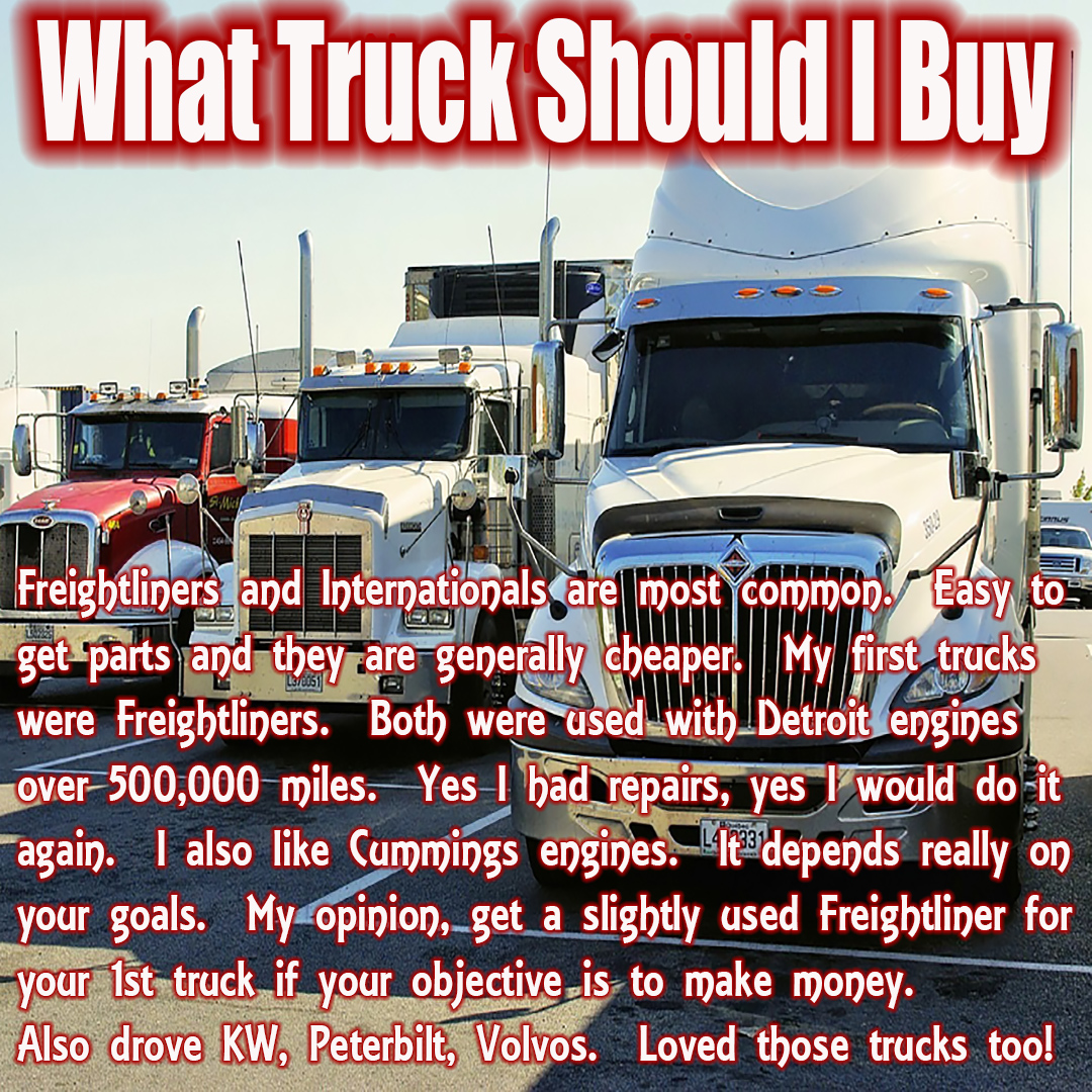 What Truck Should I Buy