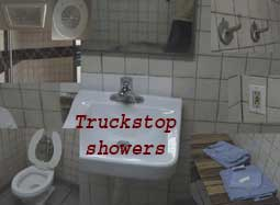 picture of truck-stop-shower