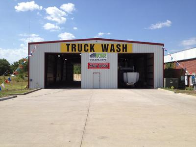 Semi Crazy Truck Wash  Tulsa, OK